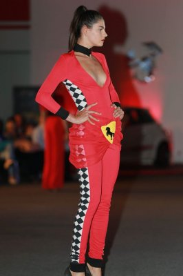FERRARIandFASHION - Fashion Cult 2016 Maranello tribute