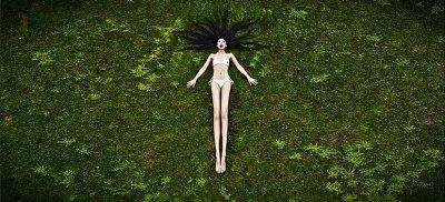 Serie: \'\' Liu - Disenchanted portraits of a Fashion Designer