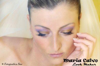 Maria Calvo look maker