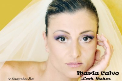Maria Calvo look maker