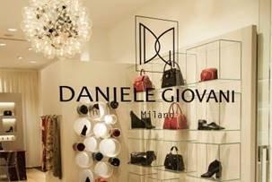 Daniele Giovani Boutique Milano