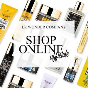 LR Wonder Company, lo shop ufficiale
